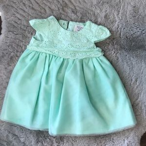🌻 5 for $15 🌻 Teal Baby Dress